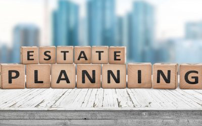WHY DO YOU NEED ESTATE PLANNING?