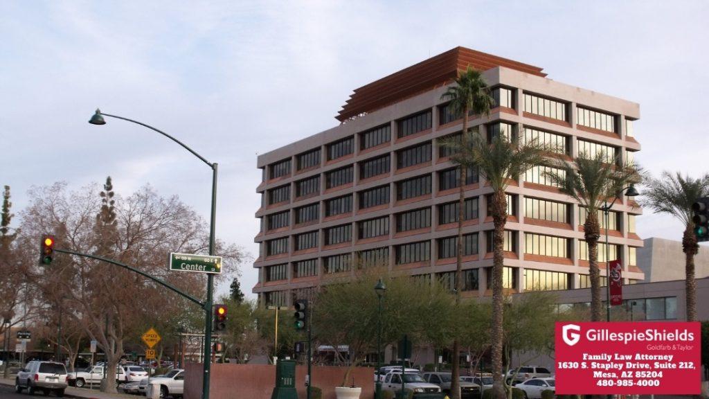 GillespieShields Mesa Arizona Top Family Law Attorney
